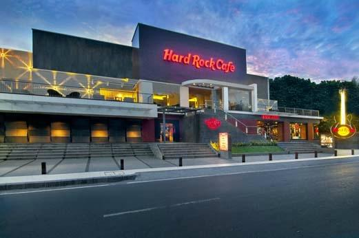 Hard Rock Cafe Bali