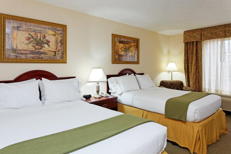 Holiday Inn Express Hotel & Suites Huntsville-University Drive