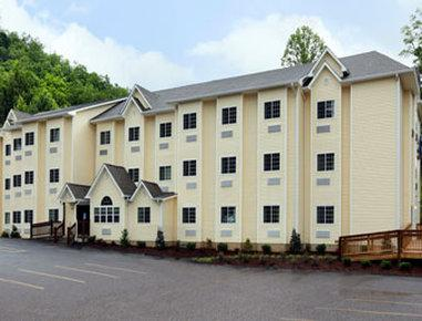 ‪Microtel Inn & Suites by Wyndham Bryson City‬