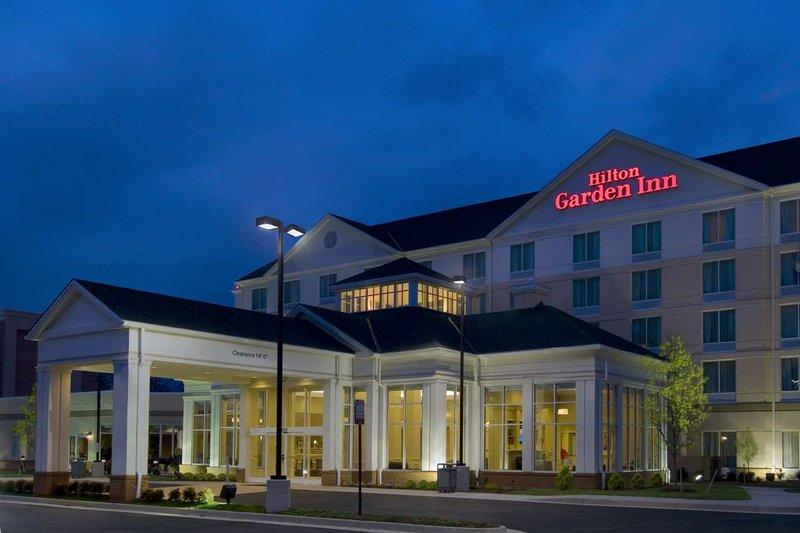 Hilton Garden Inn Richmond Airport