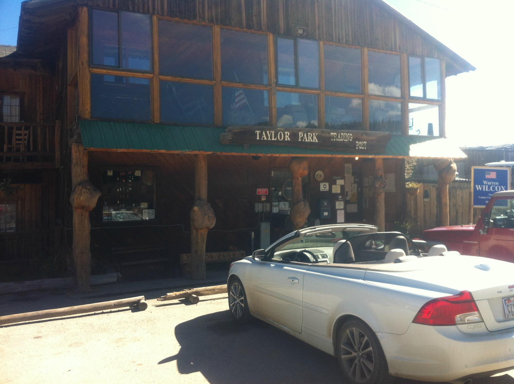Taylor Park Trading Post