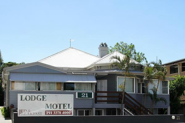 Indooroopilly Lodge and Motel