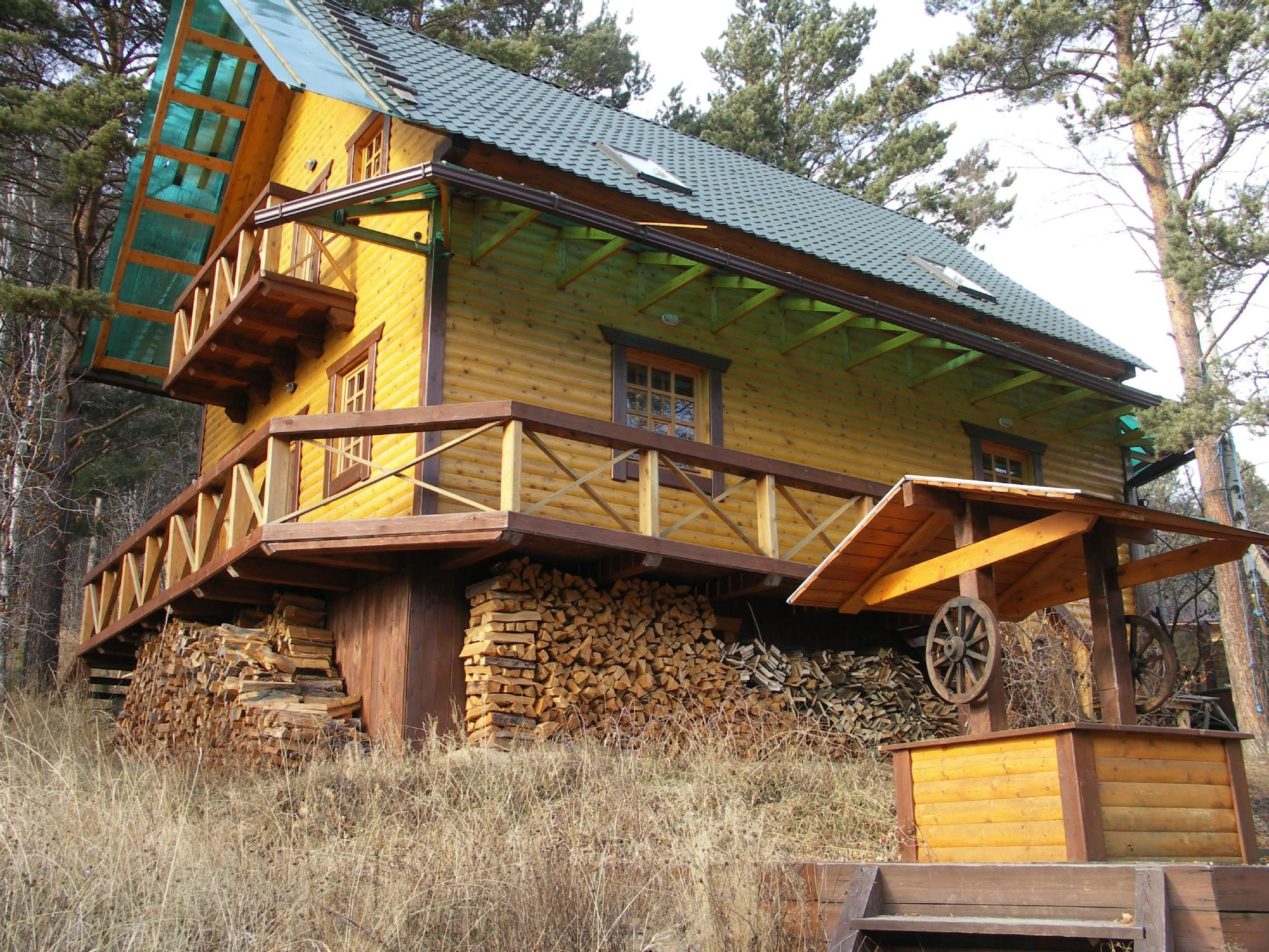 Baikaler Eco Hostel