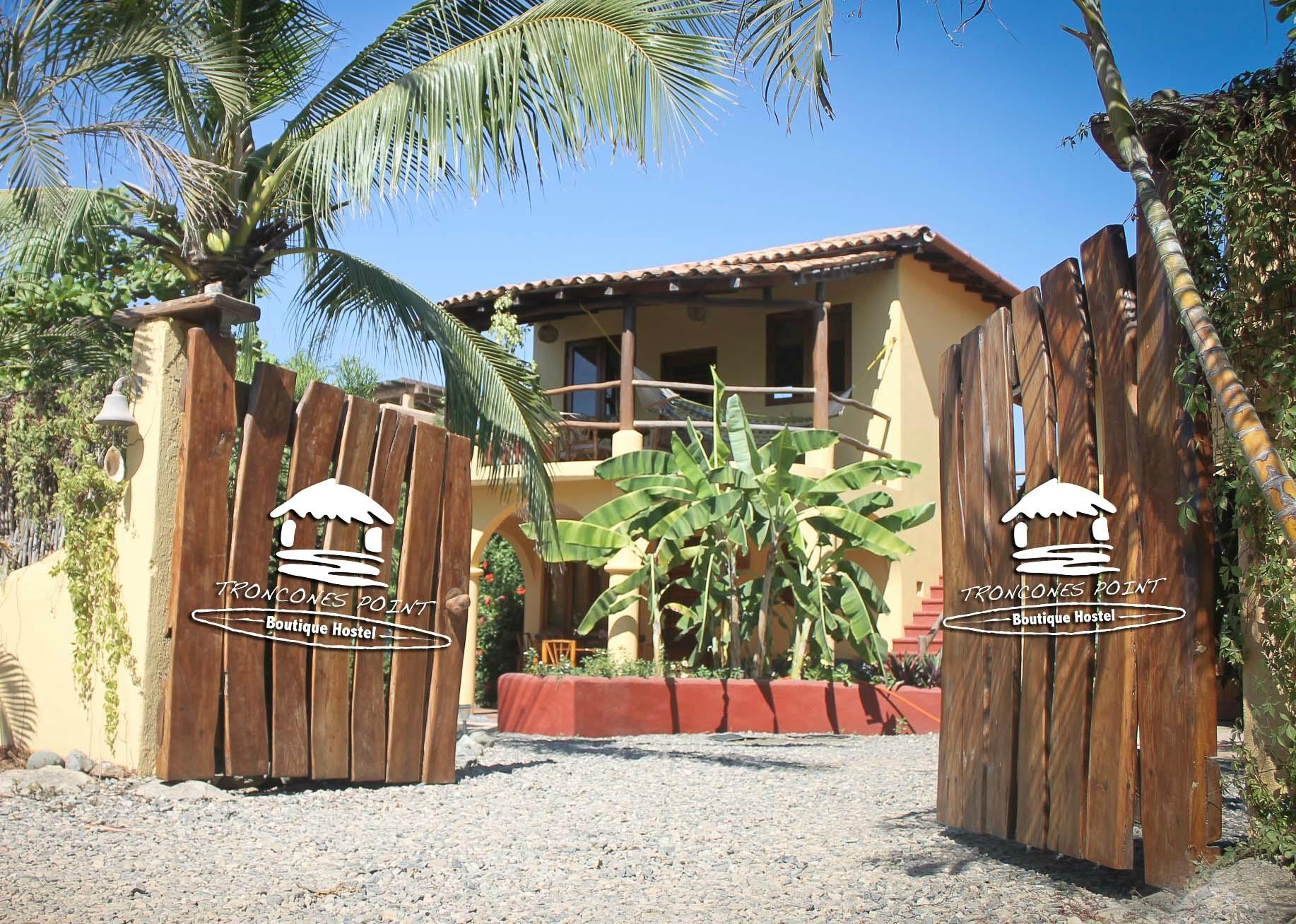 Troncones Point Hostel