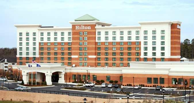Hilton Richmond Hotel & Spa / Short Pump