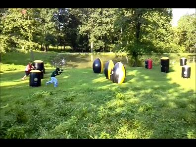 Howdys Garage - Markem Out Paintball