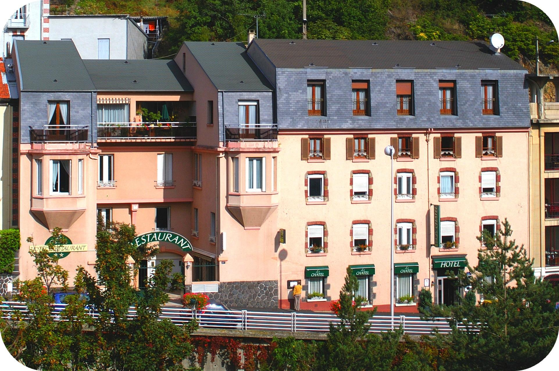 Le Chatel Hotel-Restaurant