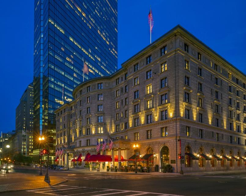 The Fairmont Copley Plaza, Boston
