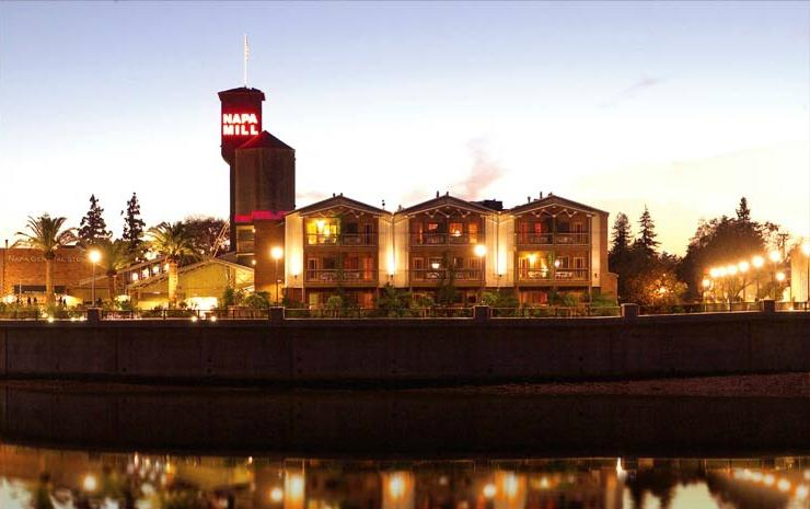 Napa River Inn at the Historic Napa M