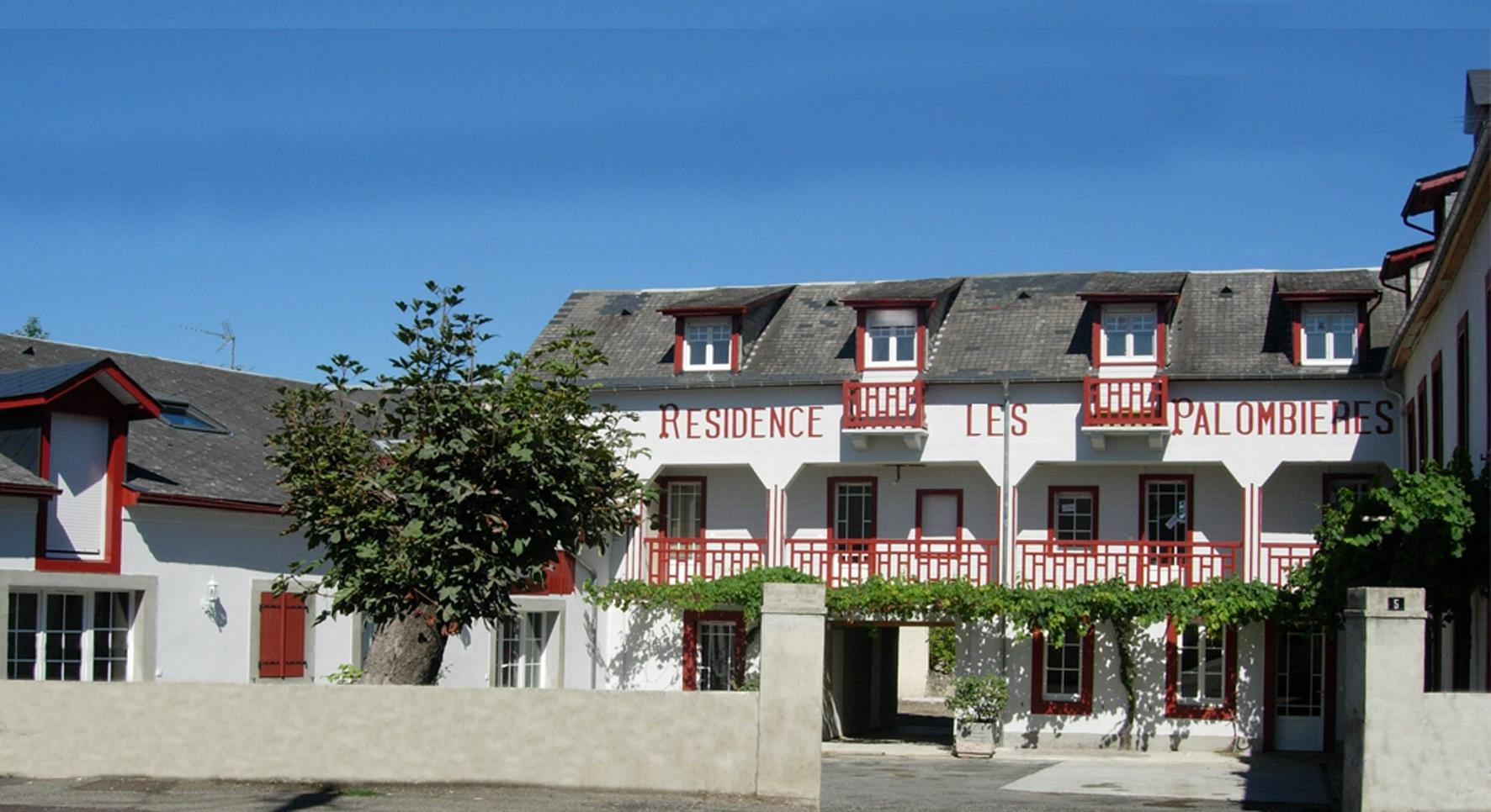 Residence Les Palombieres