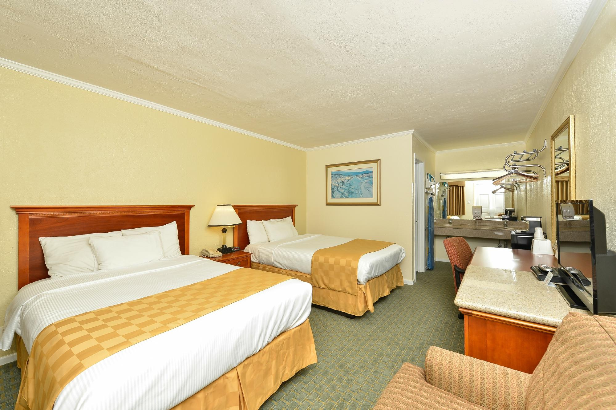 Americas Best Value Inn Golden Gate