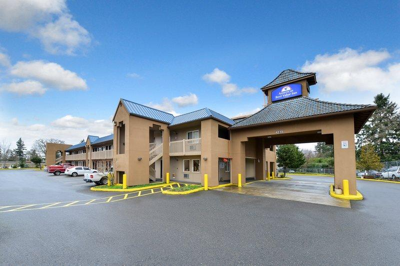 Americas Best Value Inn Tacoma/Lakewood