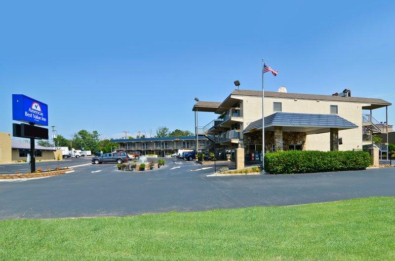 Americas Best Value Inn Knoxville Airport