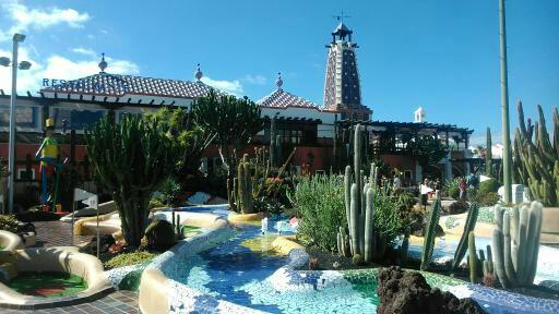 Parque Santiago Mini Golf