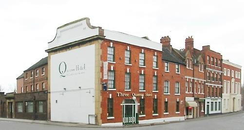 ‪The Three Queens Hotel and Lodge‬