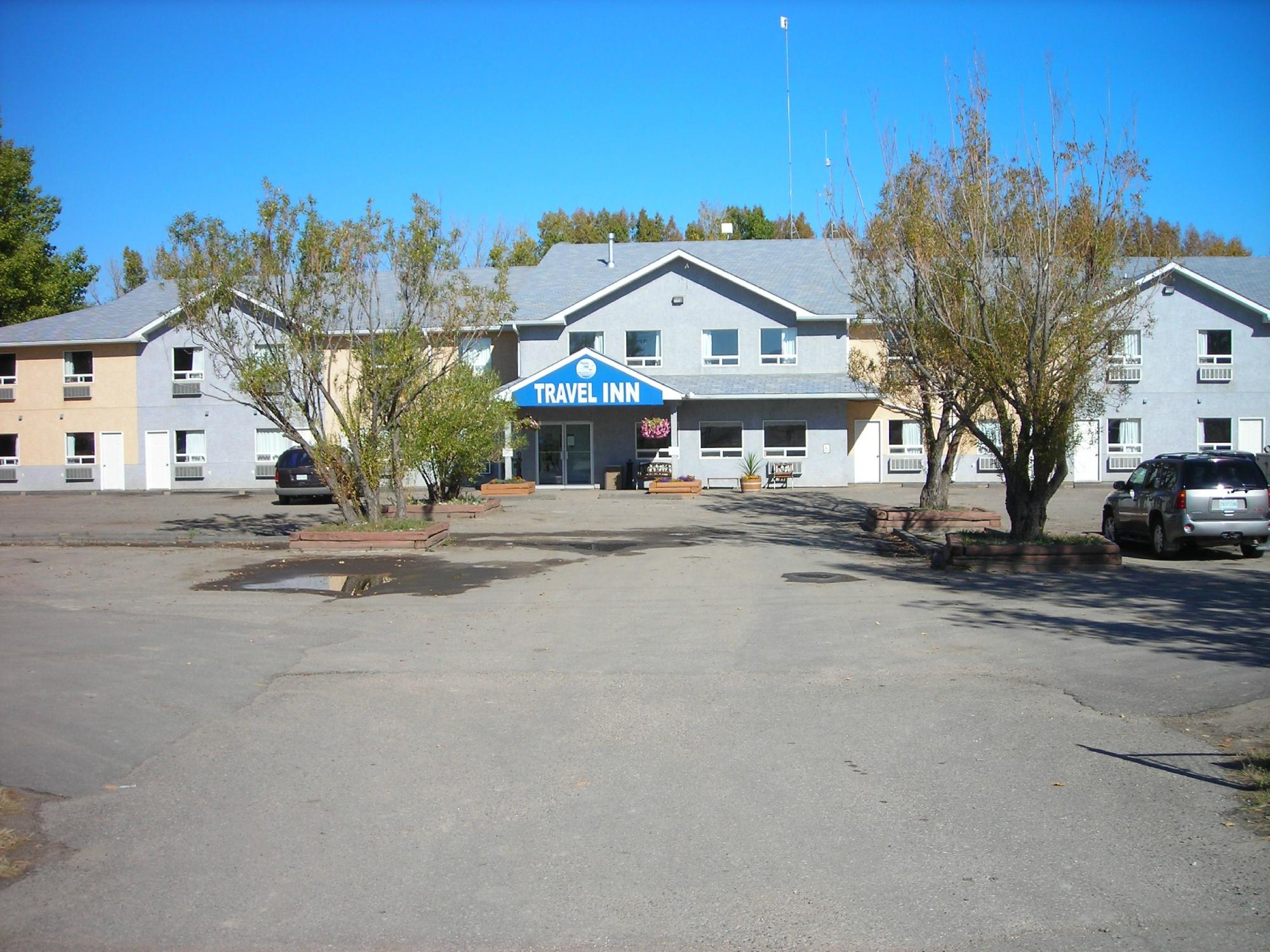 The Saskatoon Travel Inn