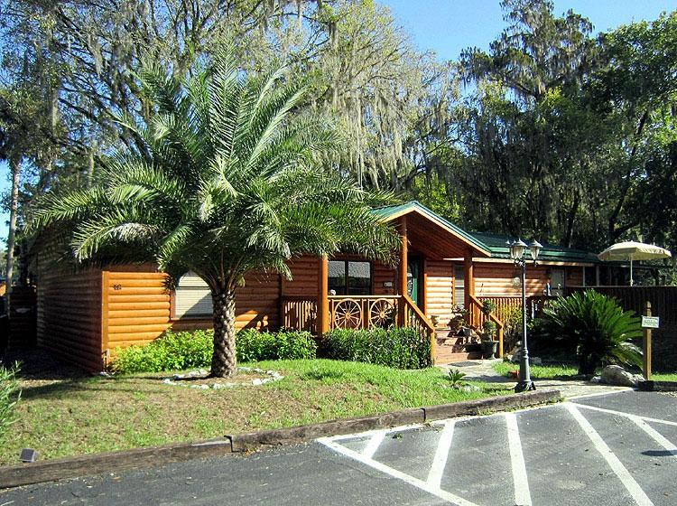 Riverside Lodge RV Resort & Cabins