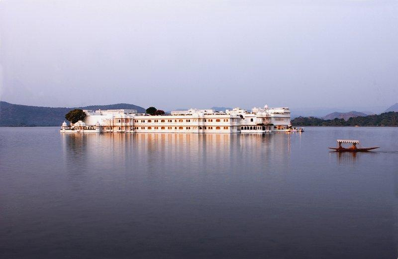 ‪Taj Lake Palace Udaipur‬
