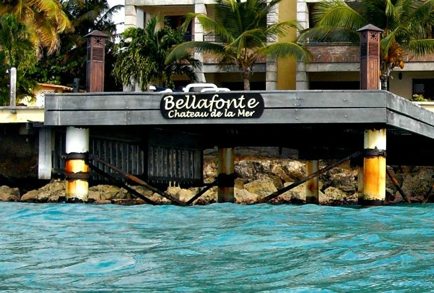 ‪Bellafonte Luxury Oceanfront Hotel‬