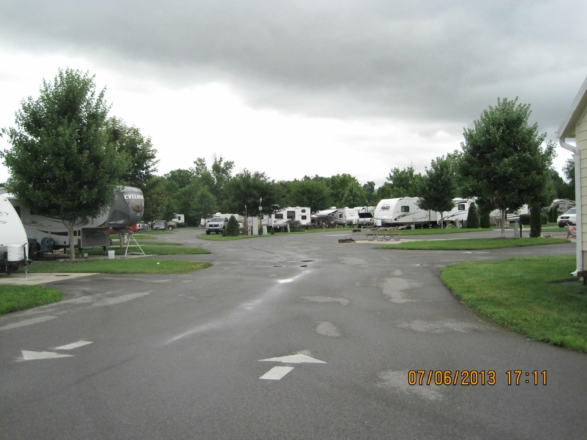 Pine Mountain RV Park by the Creek