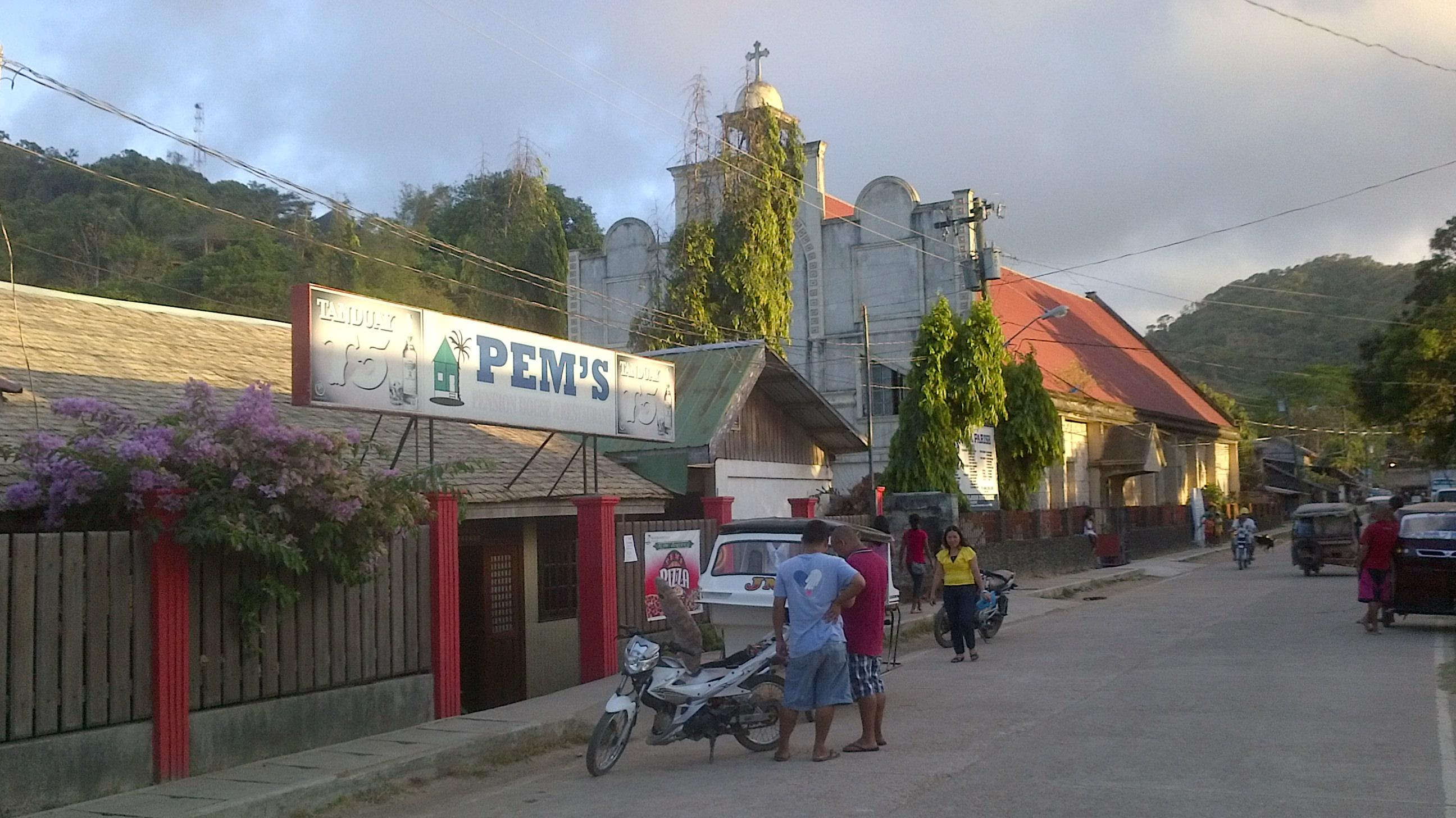 Pem's Pension House and Restaurant