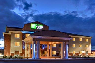 ‪Holiday Inn Express Hotel & Suites Albuquerque Airport‬