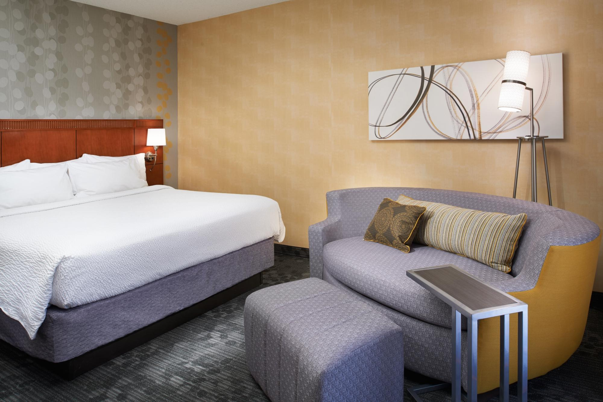 Courtyard by Marriott Detroit Livonia