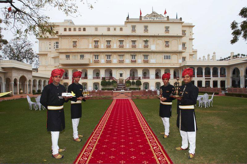 The Raj Palace Grand Heritage Hotel
