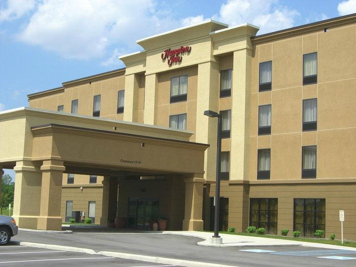Hampton Inn Greenfield