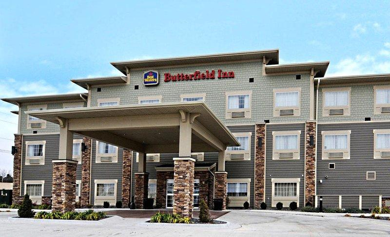 ‪BEST WESTERN Butterfield Inn‬