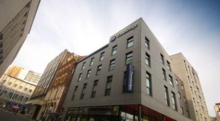 ‪Travelodge Birmingham Central Moor Street‬