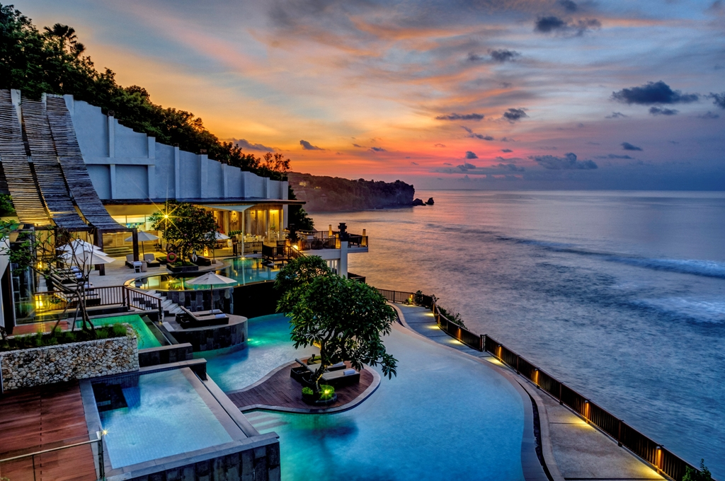 Anantara Bali Uluwatu Camfortable for Resort and Spa