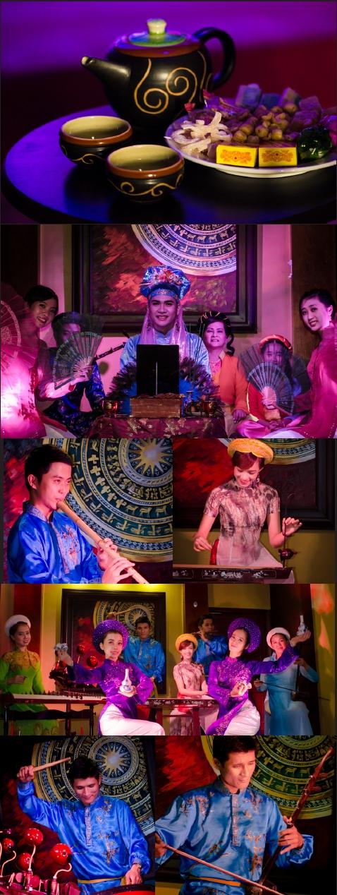 The Touch of Masters' Hands: The Vietnamese Authentic Cultural Show