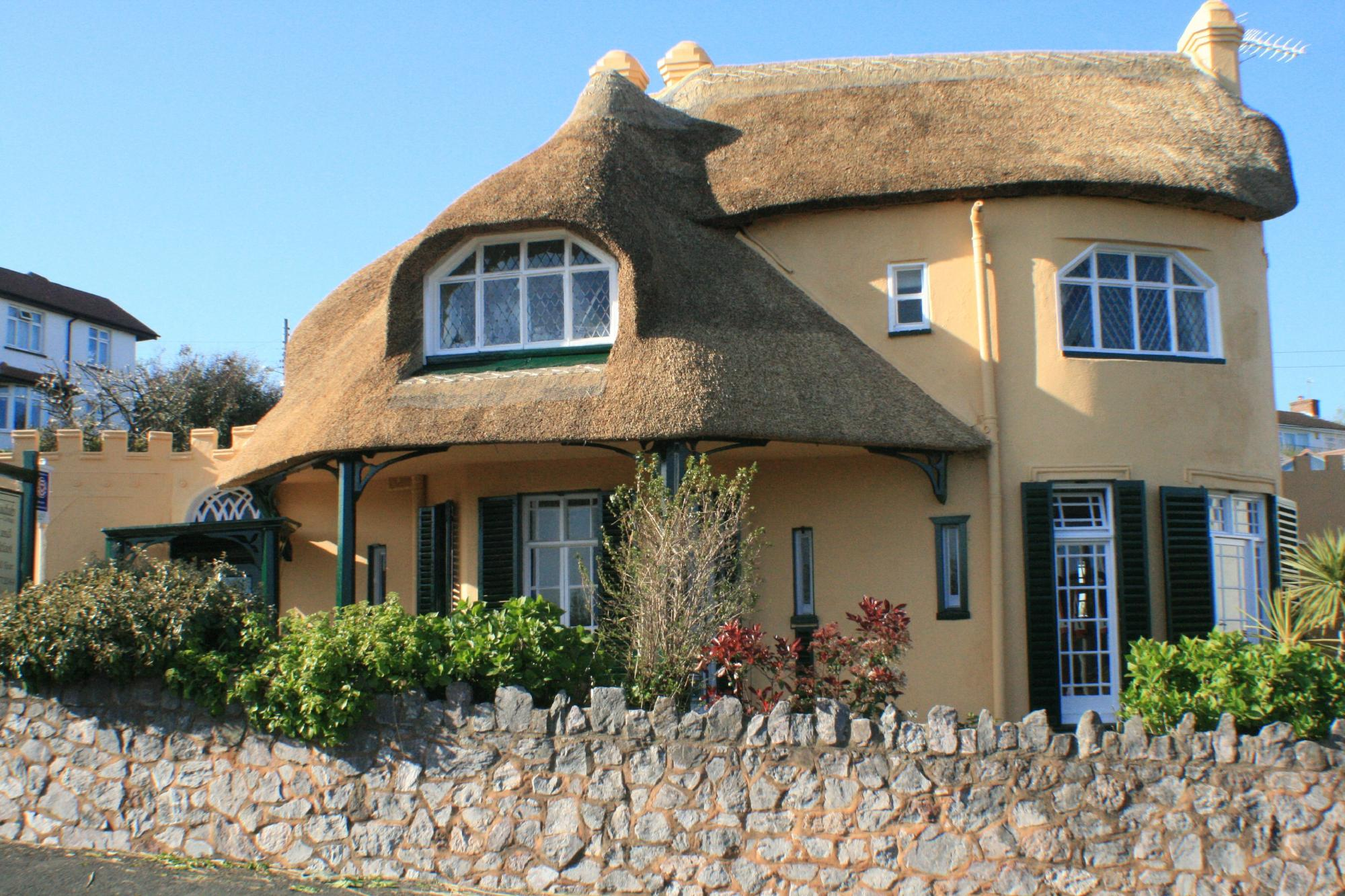 The Minadab Cottage