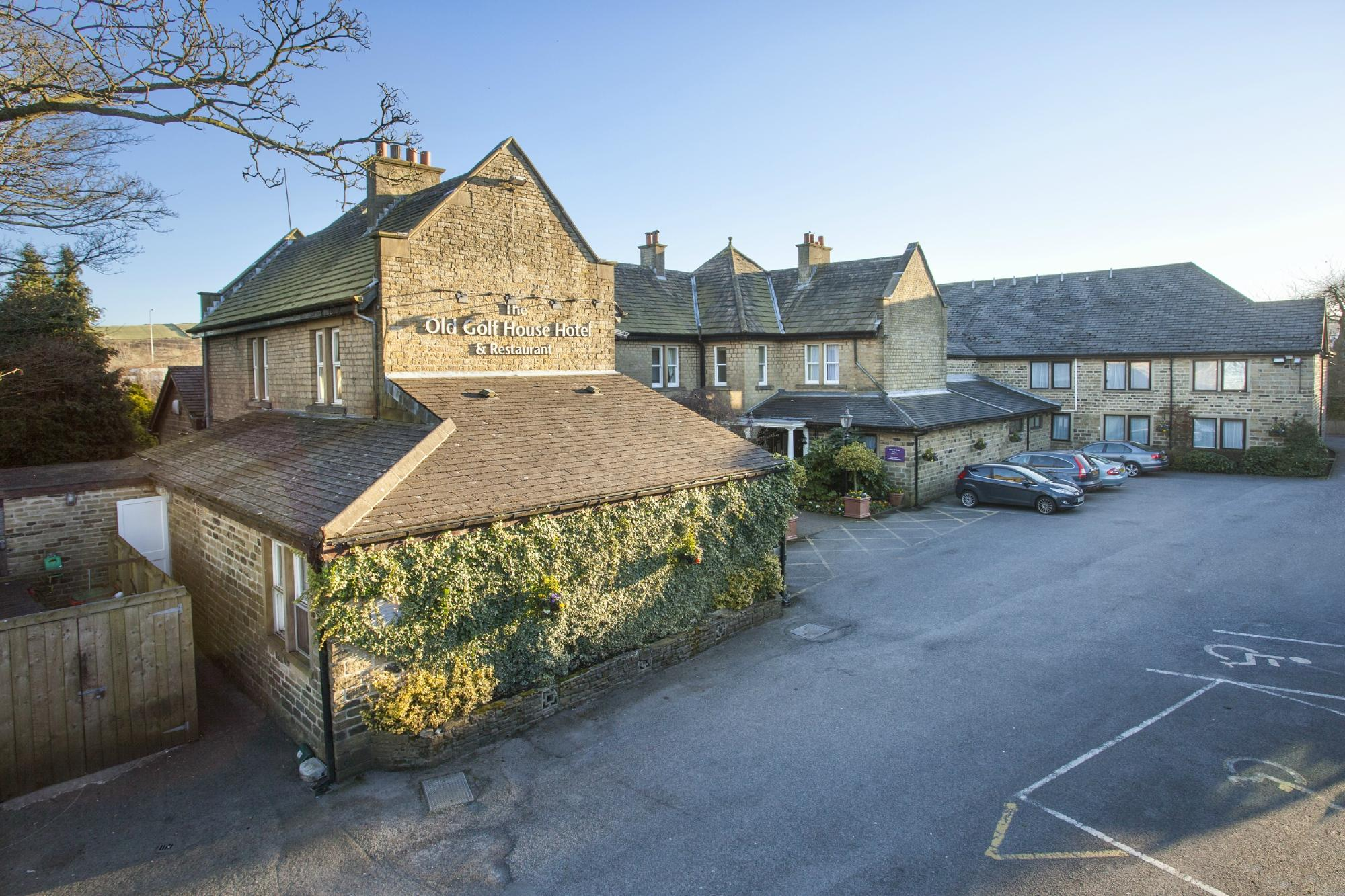 The Old Golf House Hotel Huddersfield