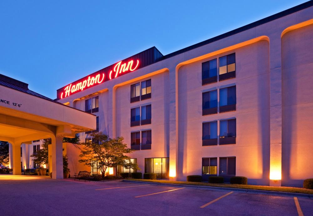 Hampton Inn Madison East Towne Mall Area