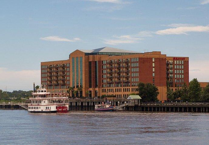 Marriott Savannah Riverfront
