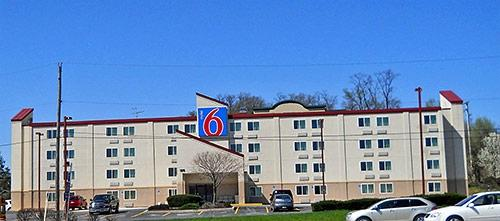 Motel 6 York North