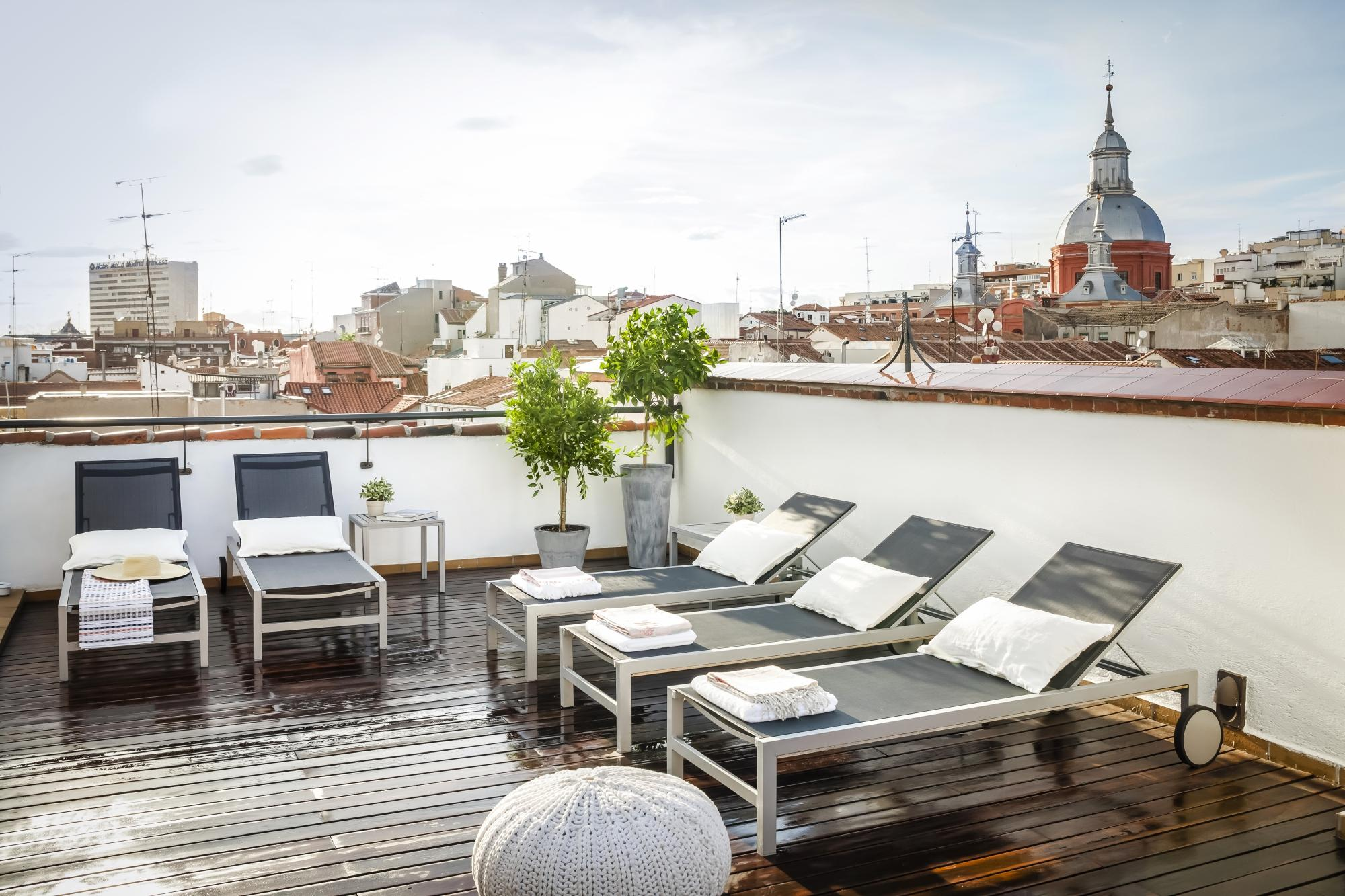 Eric Vokel Boutique Apartments - Madrid Suites