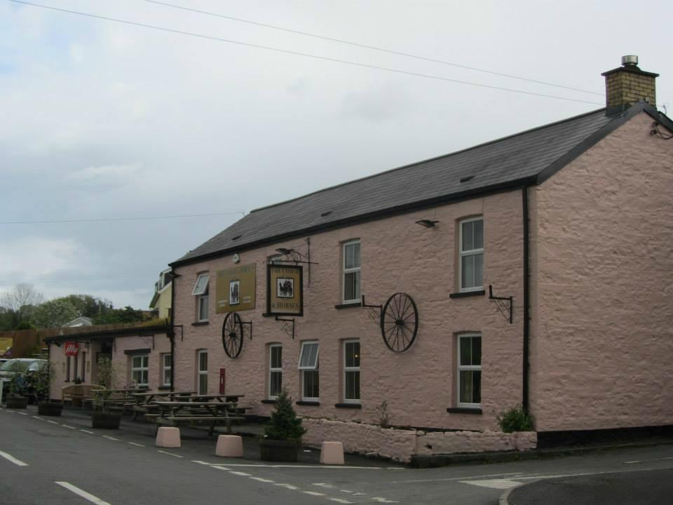The Coach and Horses Llangynidr