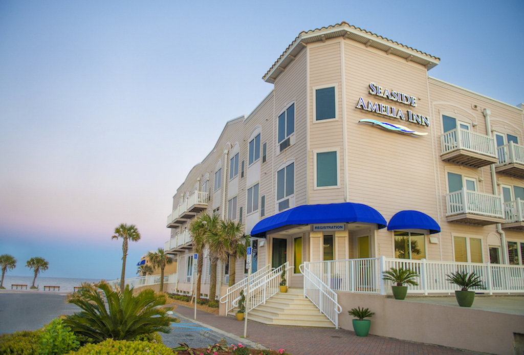 The Seaside Amelia Inn