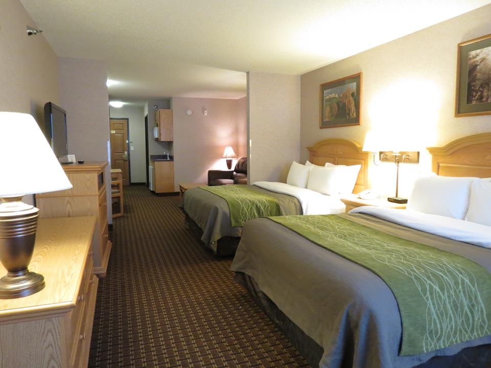 Comfort Inn & Suites Custer