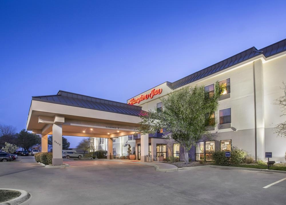 Hampton Inn Wichita-East