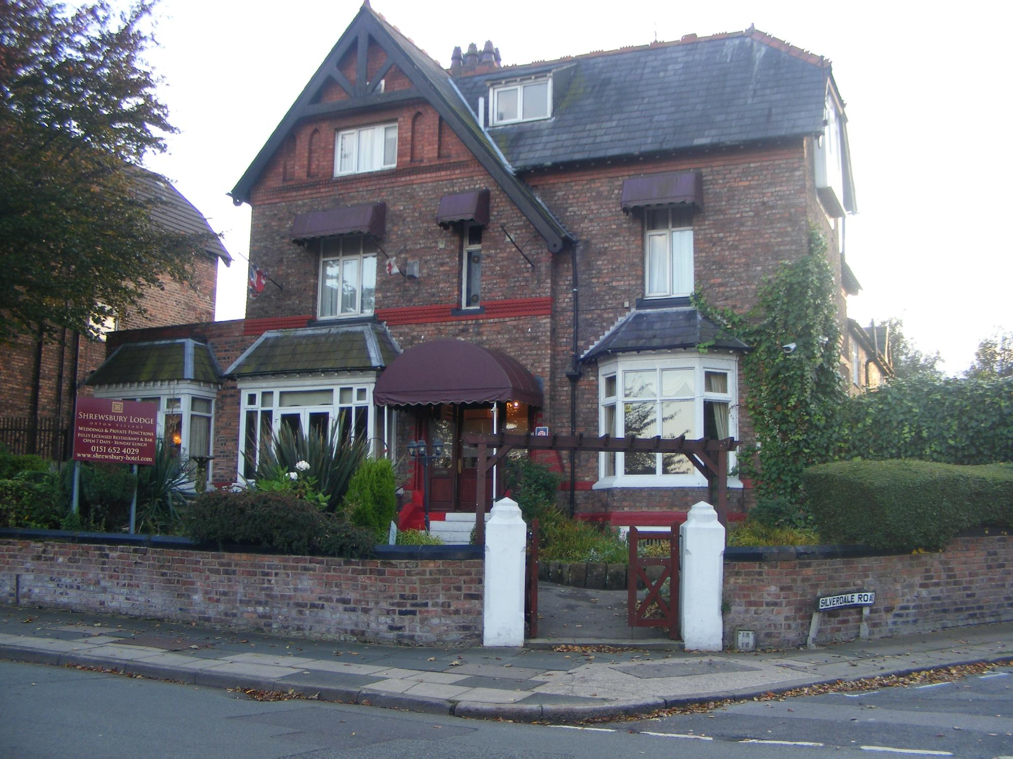 The Shrewsbury Lodge