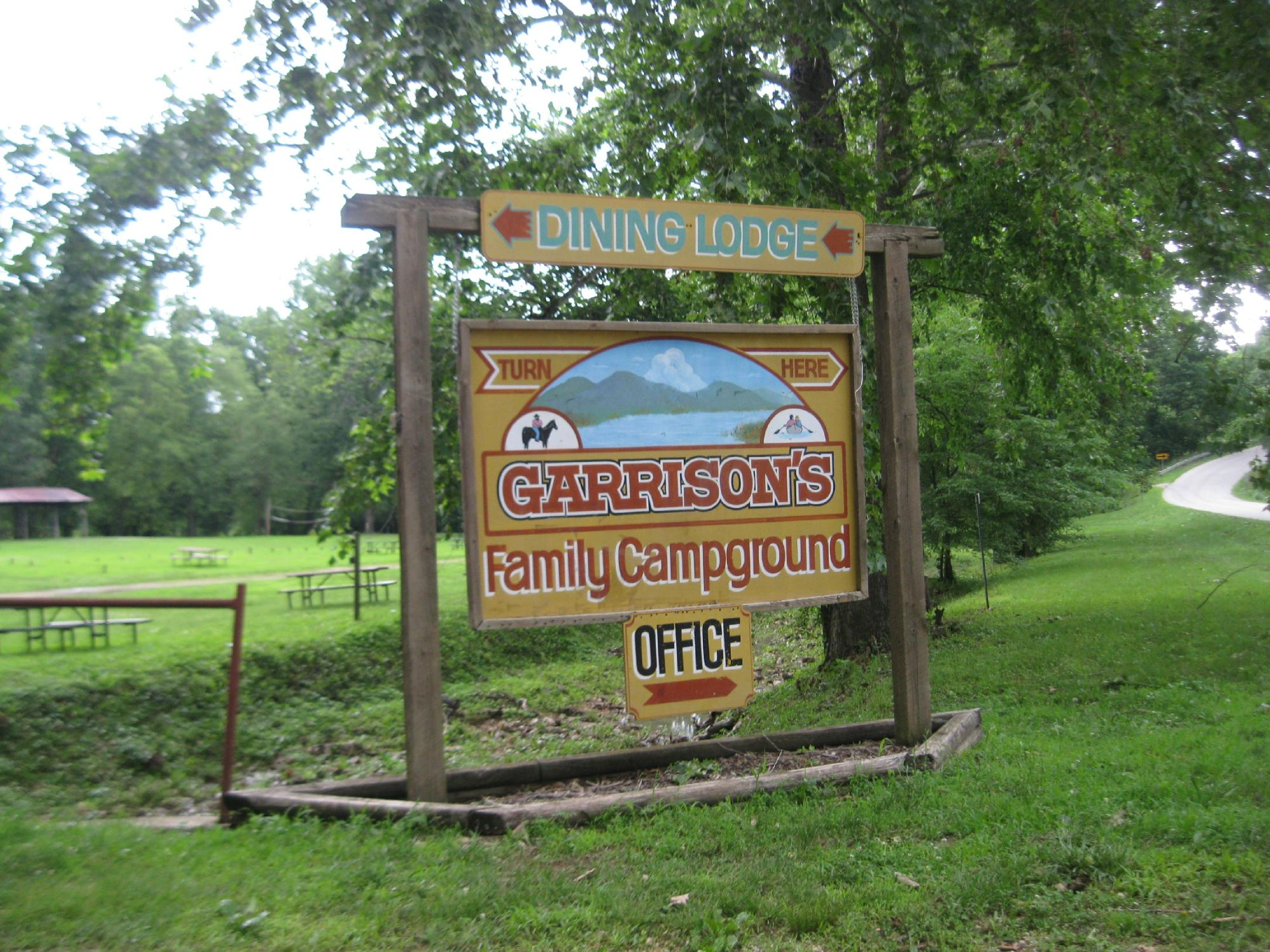 Garrisons River Resort