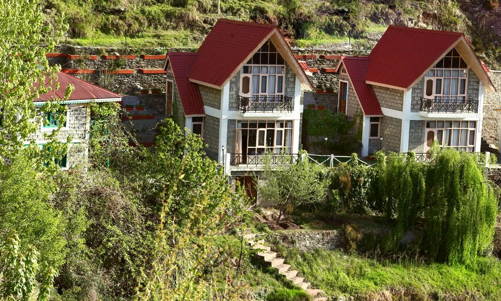 V Resorts Narkanda Cottage