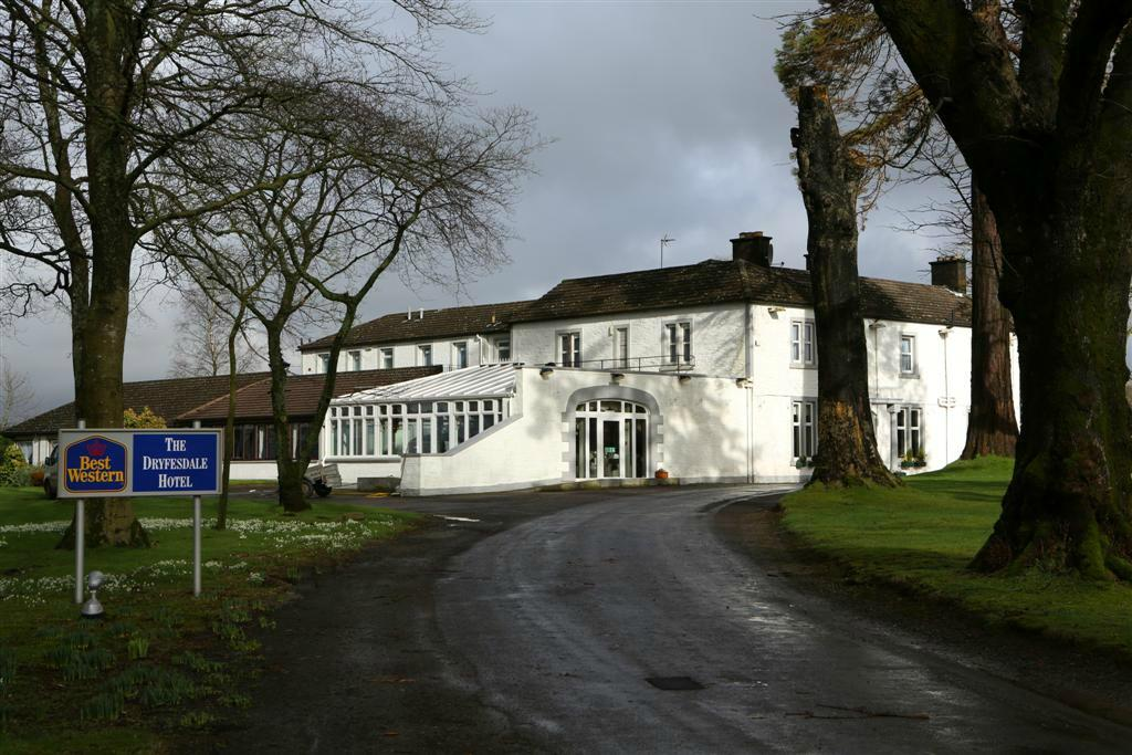 BEST WESTERN Dryfesdale Country House Hotel