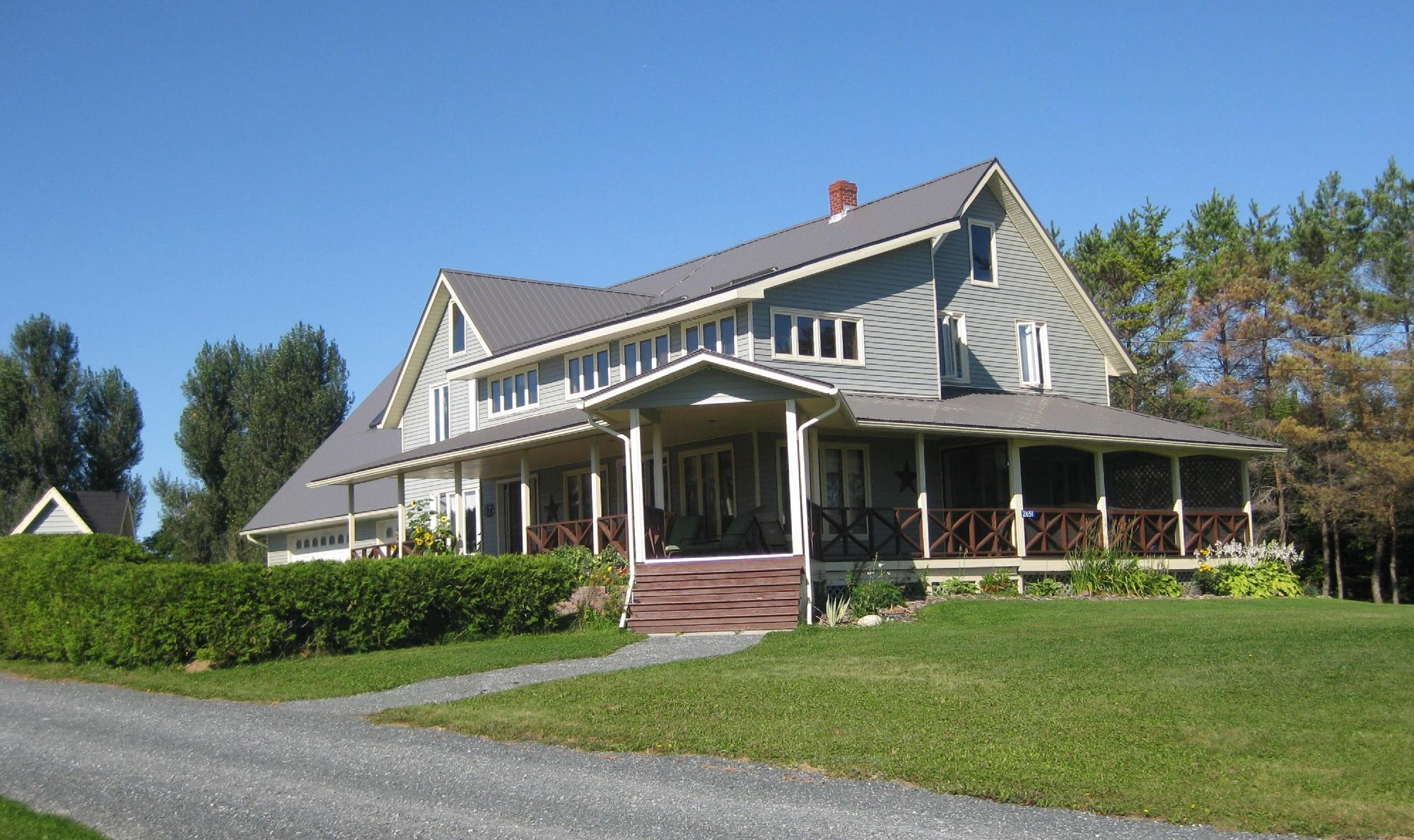 Covered Bridge Bed and Breakfast