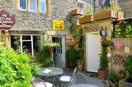 Cotswold Garden Tearooms & B&B