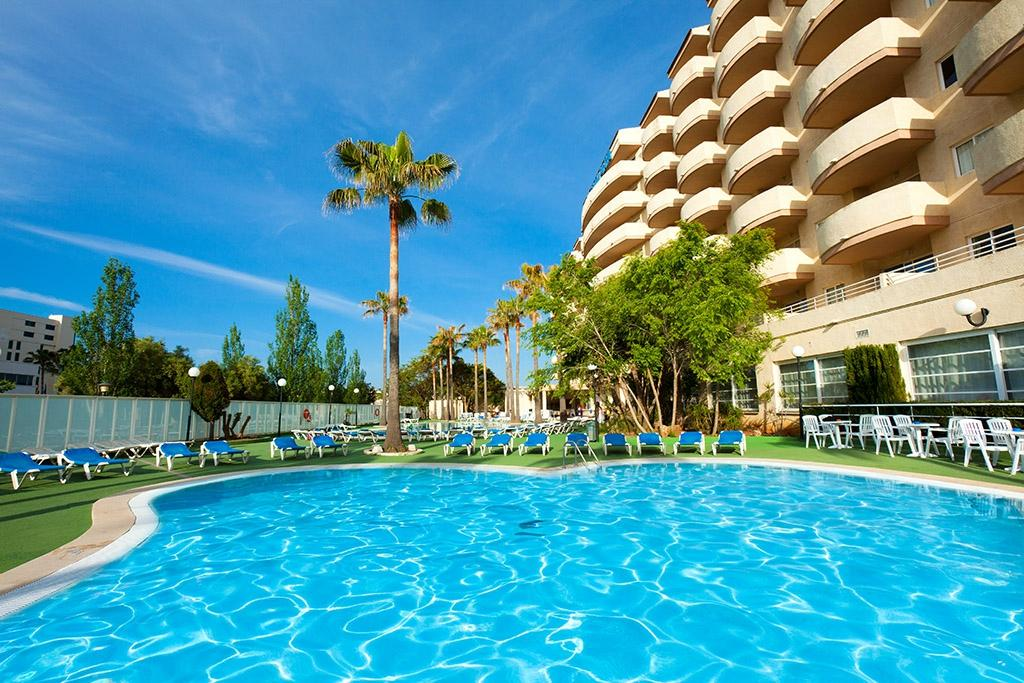 Blue sea gran playa sa coma majorca hotel reviews for Aparthotel d or jardin de playa